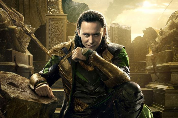 First Look At 'Loki' Concept Art & Logo Revealed