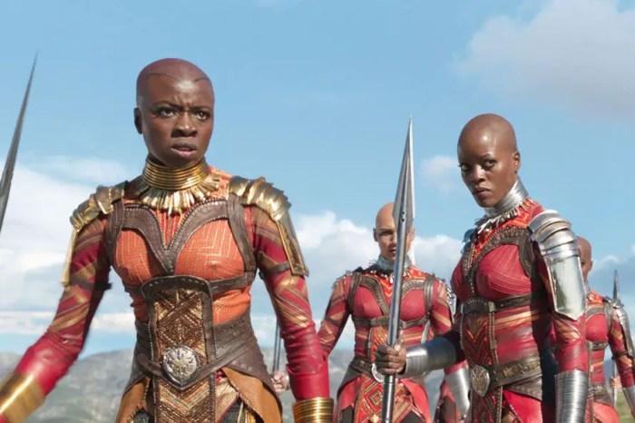 Set Photos Offer First Look At Shuri & Okoye In 'Black Panther: Wakanda Forever'
