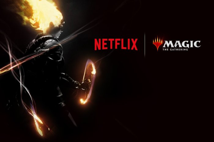 Netflix Announces 'Magic: The Gathering' Series Produced By The Russo Brothers