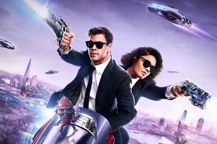 "'Men in Black: International' Review: ""The Definition Of Joyless Mediocrity"""