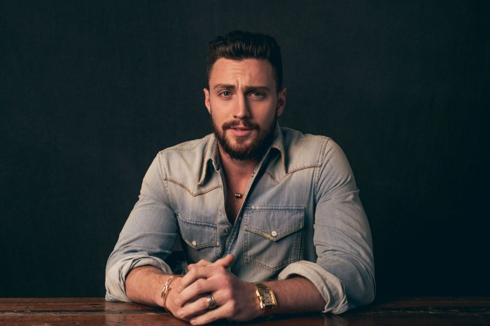 Aaron Taylor-Johnson To Play A Relative Of Eggsy In 'Kingsman: The Great Game'