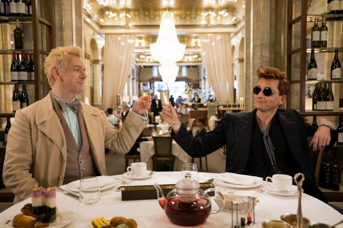 "'Good Omens' Review: ""A Heavenly Good Time"""