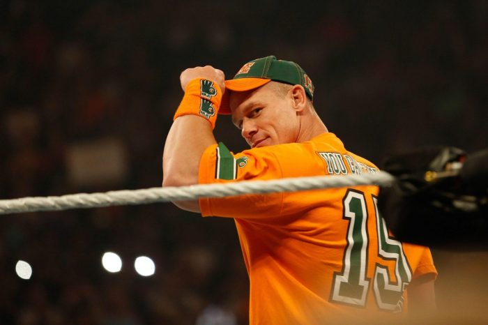 John Cena Joins The Cast Of 'Fast & Furious 9'