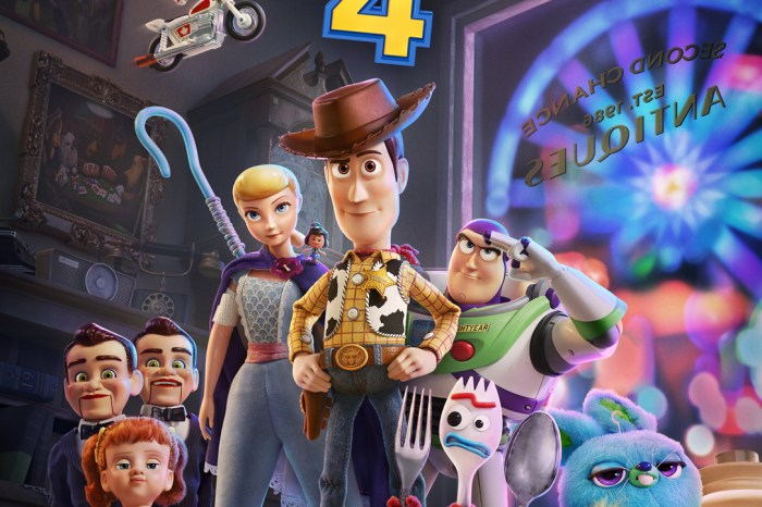 "'Toy Story 4' Review: ""Little Movie, Big Heart"""