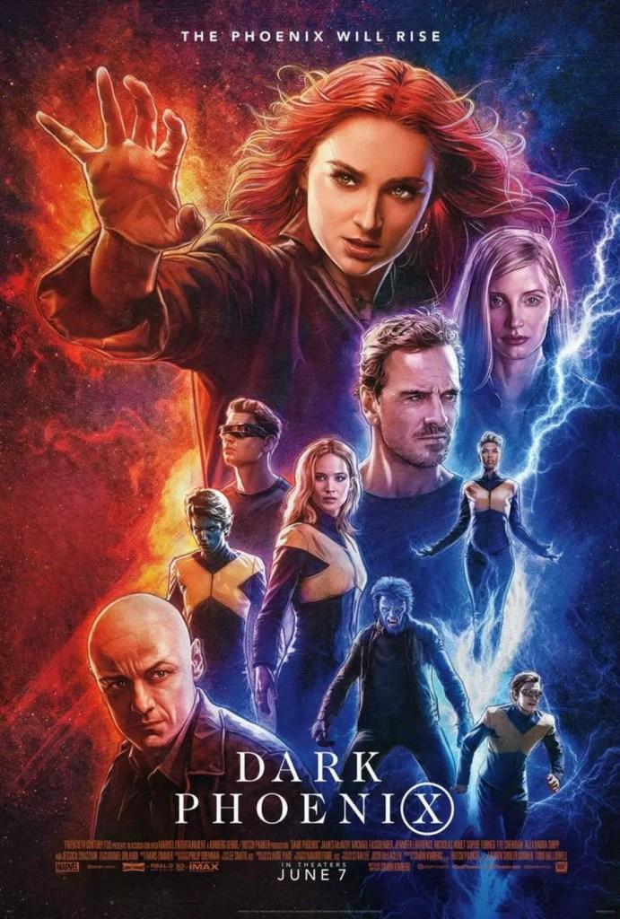 X-Men Week: Full Circle Showdown - 'Dark Phoenix' Review ...