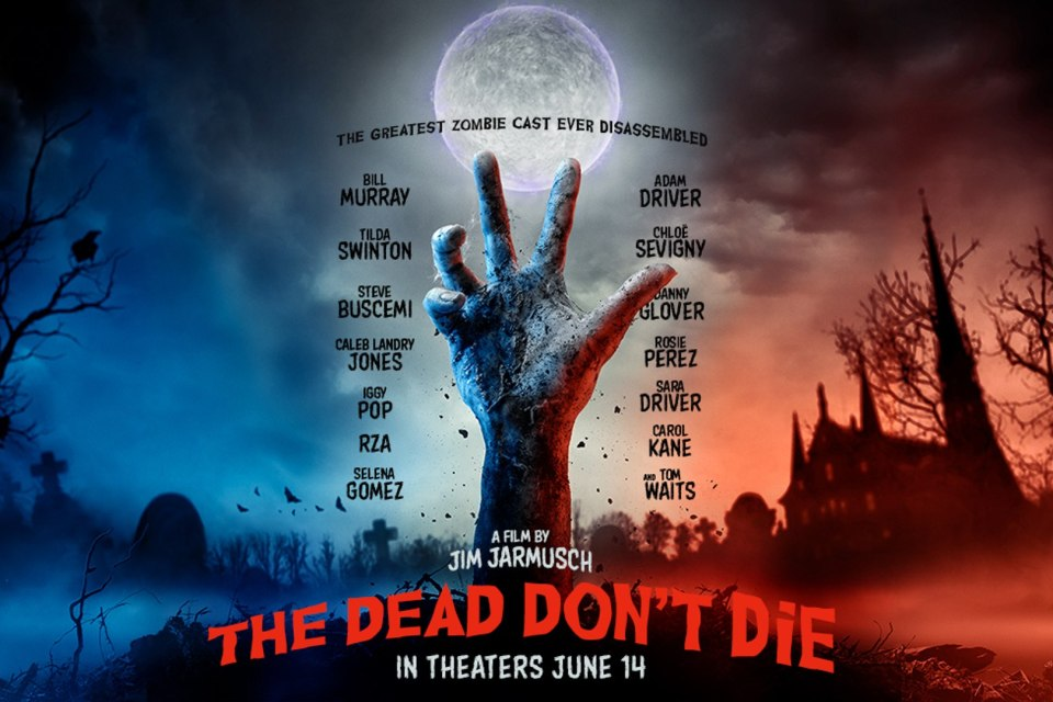 'The Dead Don't Die' Movie Review