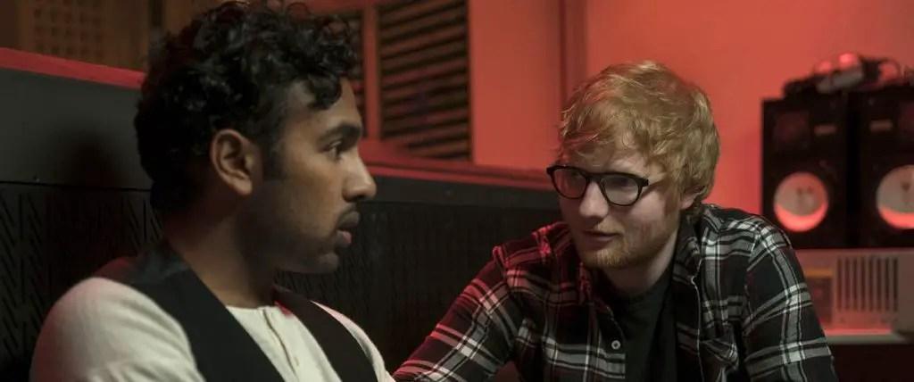 Yesterday - Jack Speaking To Ed Sheeran