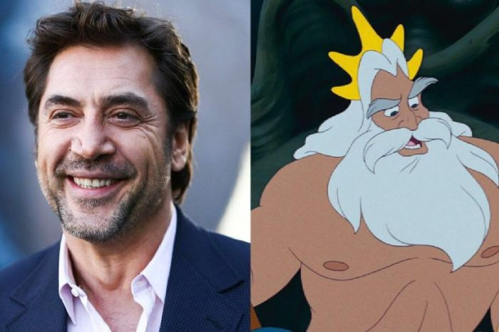 "Rumor: Javier Bardem In Talks To Play King Triton In ""The Little Mermaid"""