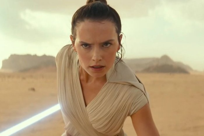 Leaked 'The Rise Of Skywalker' Toy Reveals A New Look At Rey