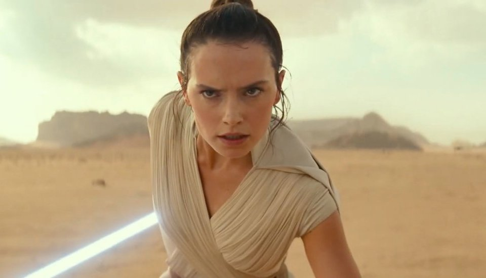The Rise of Skywalker - Rey