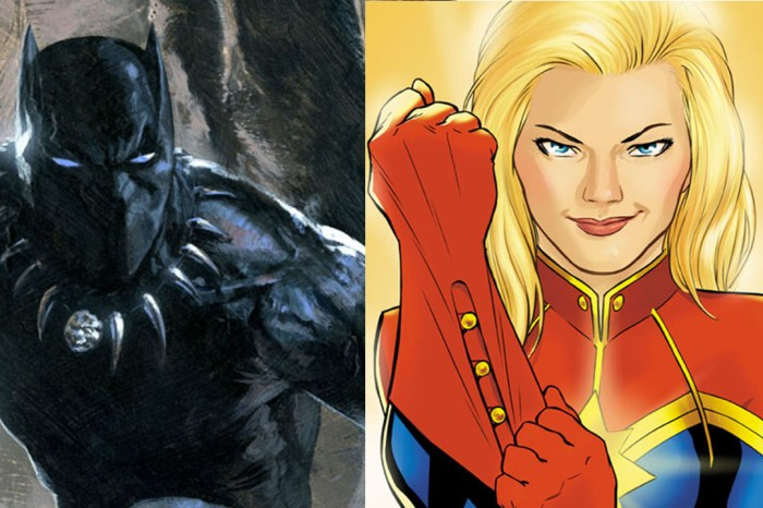 'Black Panther 2' & 'Captain Marvel 2' Confirmed To Be In Development