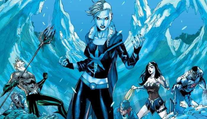Leaked Set Photos Reveal Killer Frost's New Costume On 'The Flash'