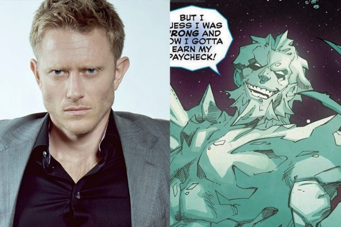 Neil Jackson Will Portray Icicle Sr. On DC Universe's 'Stargirl'