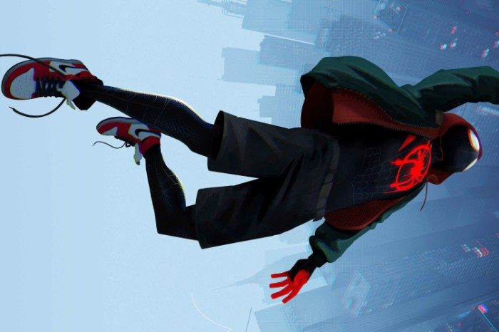 'Spider-Man: Into The Spider-Verse': A Lesson In Superhero Scores