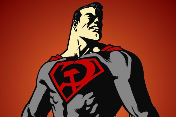 Animated 'Superman: Red Son' Movie & More Confirmed By DC