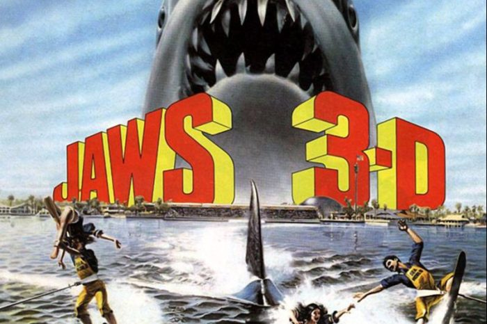 "Shark Week: 'Jaws 3D' Review: ""3D? More Like 1D"""