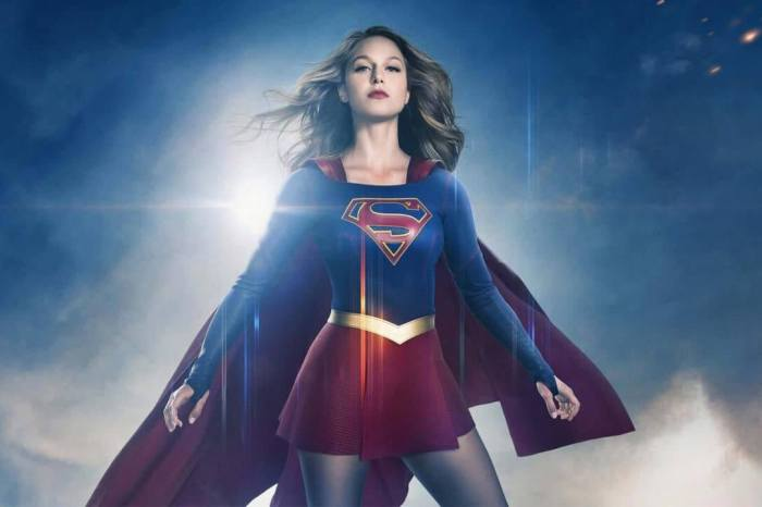 Set Photos Reveal Kara's New Suit In Action On 'Supergirl'