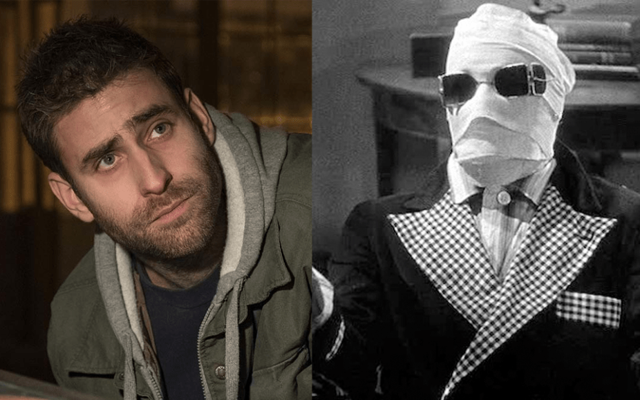 Blumhouse's 'Invisible Man' Casts Oliver Jackson-Cohen In