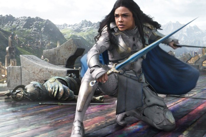 Valkryie Confirmed LGTBQ+ In 'Thor 4'