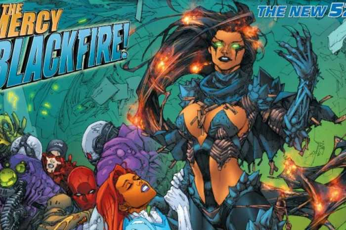 Blackfire Will Reportedly Appear In 'Titans' Season 2