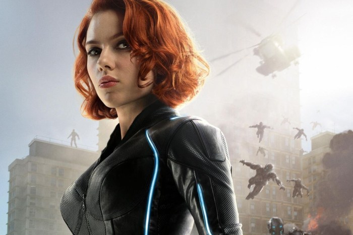 'Black Widow' Sets May 1, 2020 Release Date