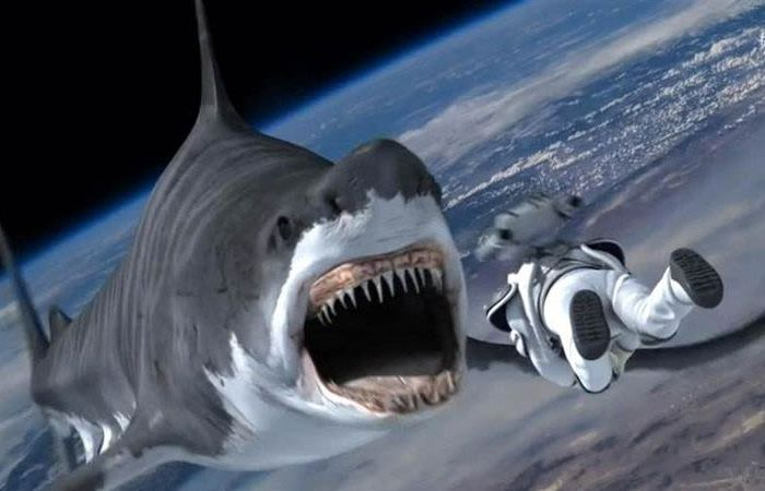 """Shark Week: 'Sharknado 3: Oh Hell No!' Review: """"Oh Hell Yes!"""""""