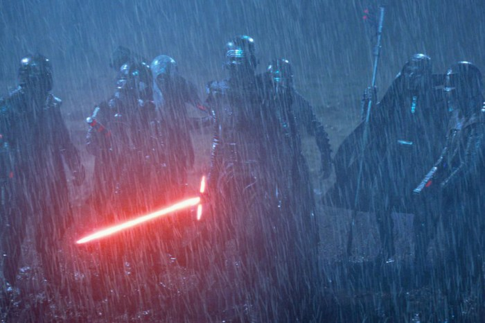 'Star Wars: The Rise Of Skywalker' Toy Leak Features The Knights Of Ren