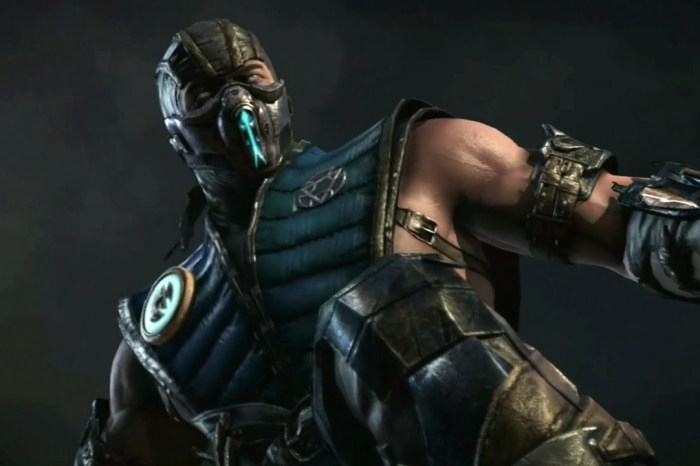 Joe Taslim Has Been Cast As Sub-Zero In 'Mortal Kombat'