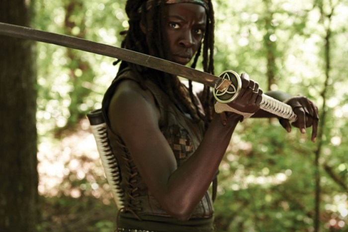 Danai Gurira Confirms Her Exit After Season 10 Of 'The Walking Dead'