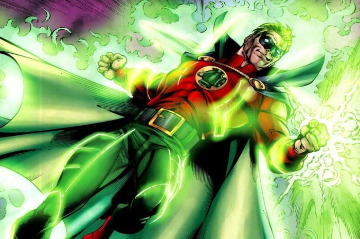Alan Scott Will Reportedly Appear In DC Universe's 'Stargirl'