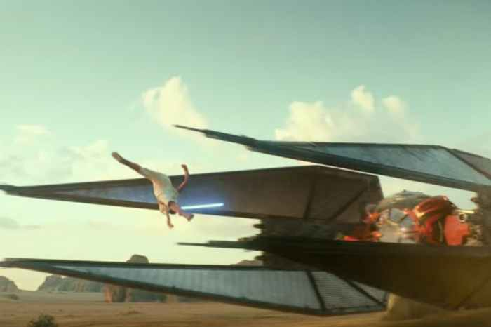 Details On New TIE Fighters In 'The Rise Of Skywalker' Have Surfaced