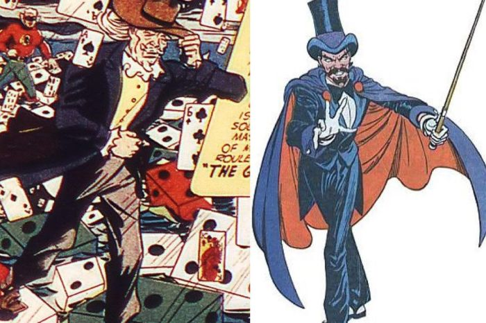 Wizard & Gambler Will Reportedly Appear On DC Universe's 'Stargirl'
