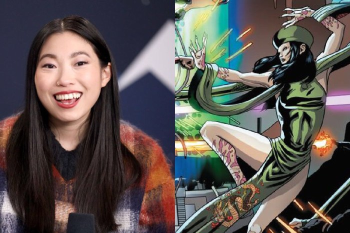 Awkwafina May Be Playing Fah Lo Suee In 'Shang-Chi'