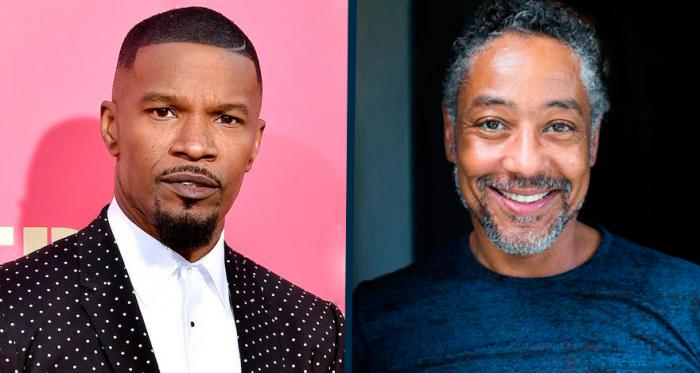 Jamie Foxx and Giancarlo Espisito, both rumored for roles in 'The Batman'