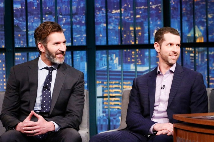'Game of Thrones' Creators David Benioff & D.B. Weiss Sign With Netflix