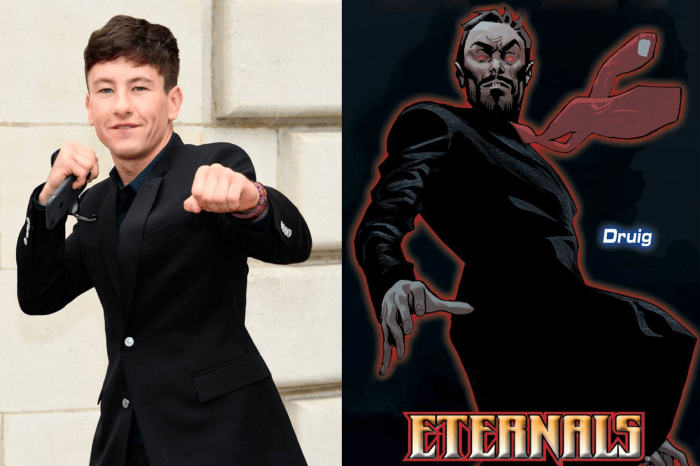 'Dunkirk' Star Barry Keoghan To Portray Druig In Marvel Studios' 'Eternals'