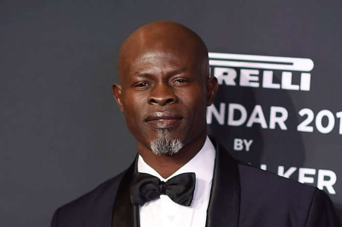 Djimon Hounsou Joins Emily Blunt in 'A Quiet Place Part II'