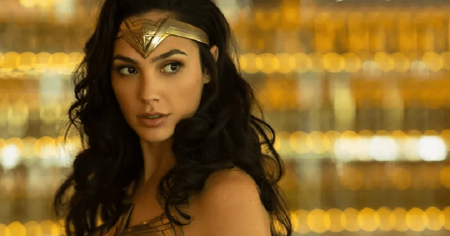Birds of Prey Wonder Woman