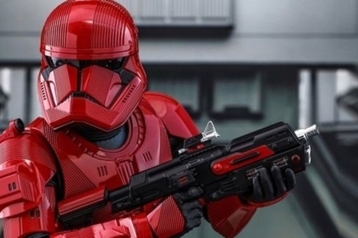 New Details About Sith Troopers In 'The Rise Of Skywalker' Have Surfaced