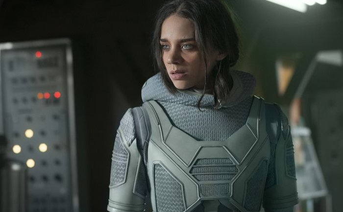 'Ant-Man And The Wasp' Star Hannah John-Kamen Teases Ghost's Return