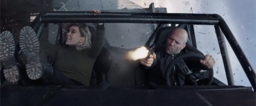 Hobbs & Shaw - Brother and Sister in Action