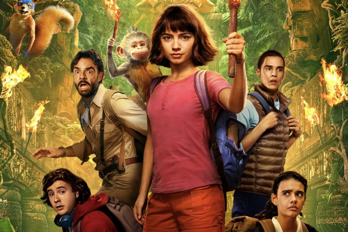 "'Dora and the Lost City of Gold' Review: ""A Fun Adventure Comedy... In Pieces"""