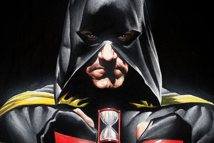 'Stargirl' Set Photos Provide First Look At Lou Ferrigno Jr.'s Hourman Costume