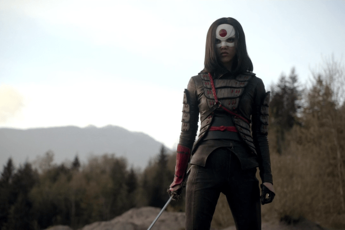 Rila Fukushima To Return As Katana In 'Arrow' Season 8