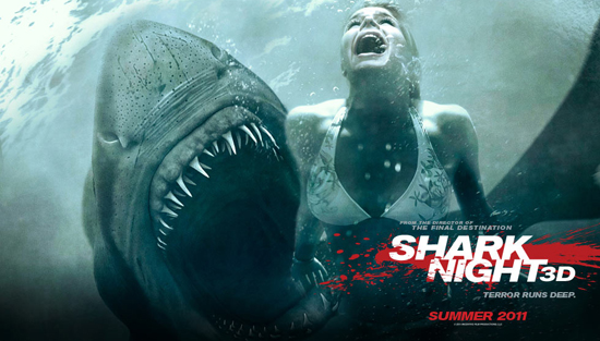 Shark Week Review: 'Shark Night 3D': Terror in the Bayou