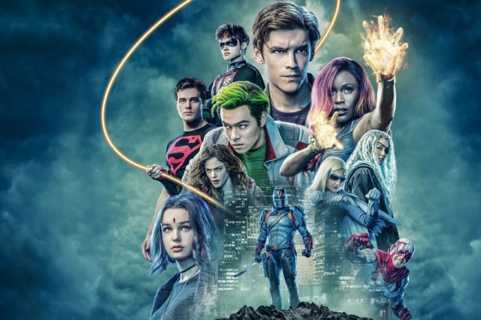 Title For The Finale Episode Of 'Titans' Season 2 Potentially Revealed