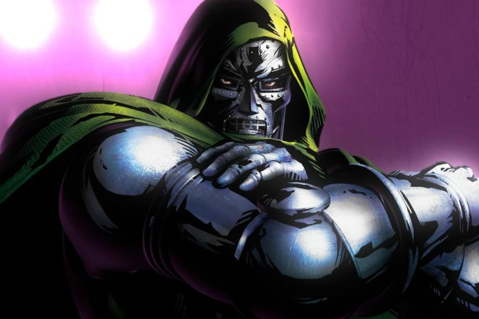 Marvel Rumored To Be Considering Doctor Doom Series On Disney+