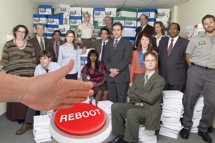 NBC Executive Talks The Inevitable 'The Office' Reboot