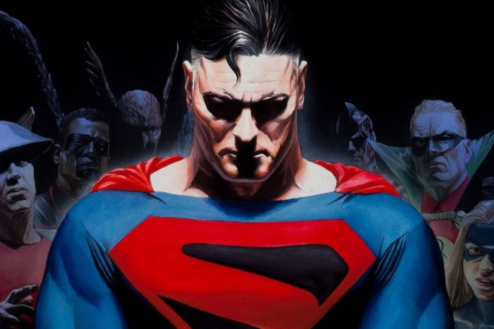 Brandon Routh's Superman Revealed In 'Crisis On Infinite Earths'