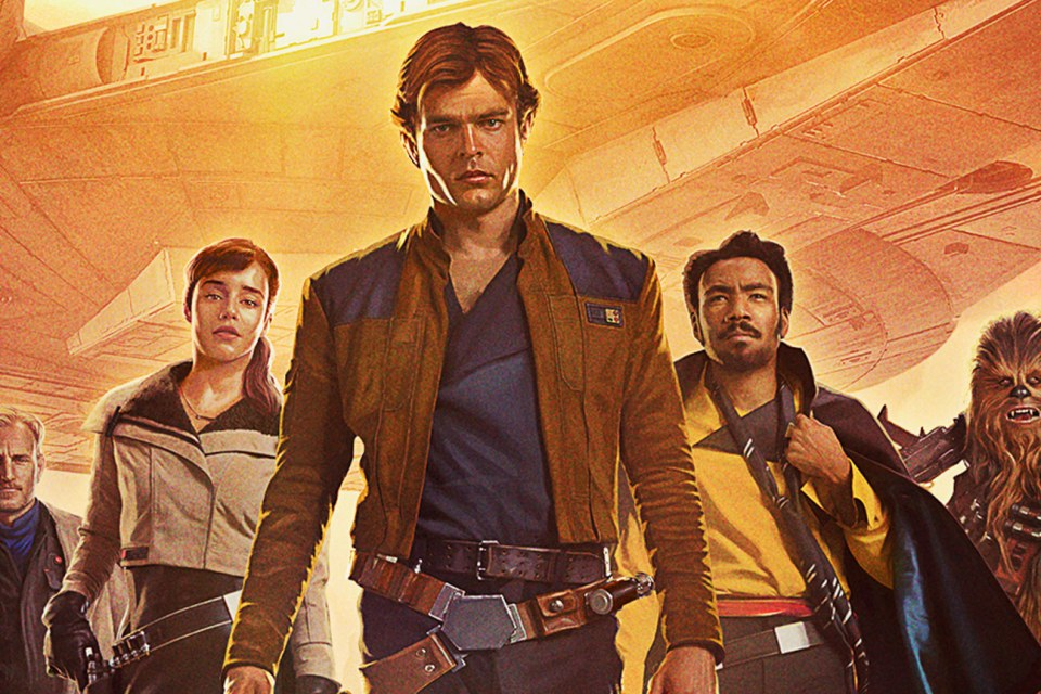 Solo Spin-Off in the works cover image